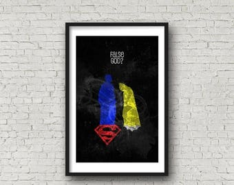 ON SALE False God? (Batman/Superman)