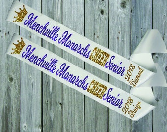 WHITE SASH Menchville