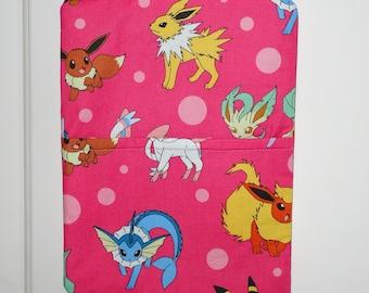 Pink Pokemon Crossover Purse