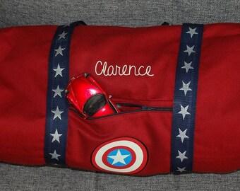 Bag backpack 2 pockets custom