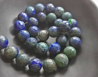 6 mm , 8mm, 10 mm lapis lazuli chrysocolla, blue green beads gemstone beads,Gemstone Beads ,DIY Beads , Make your own Jewelry , wholesale