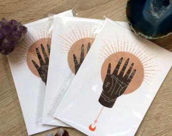 Divination Postcard Pack