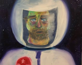 Spaceman Homer