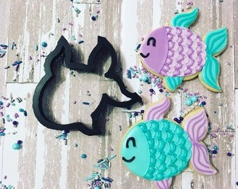 Tropical Fish Cookie Cutter!