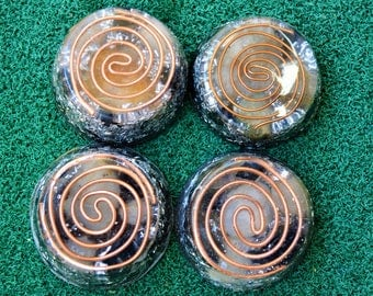 EMF Protection Orgonite Tower Busters Set of 4