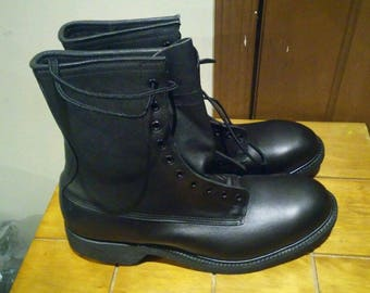 Wolverine 1991 Steel Toe Boots New 10R