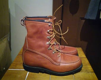 Mason Boots 9 1/2 D Made In USA