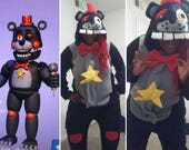 LEFTY Inspired Kigurumi Onesie from the game Five Nights at Freddys