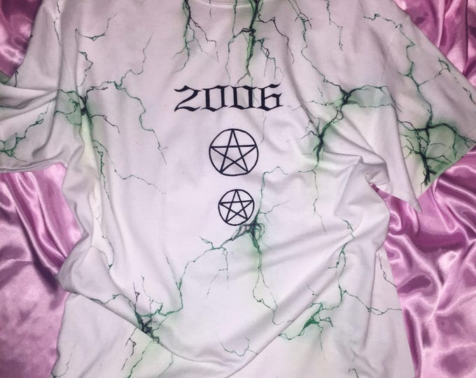 WItch~~~2006 Green Marble Top