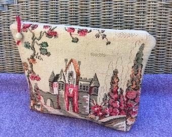 Vintage fairytale pouch