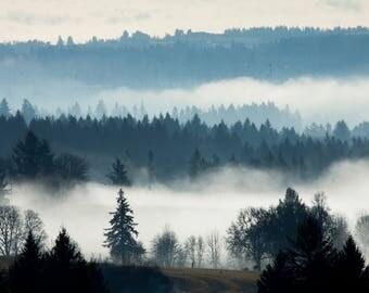 Tualatin Valley Fog