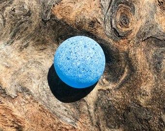 Aqua Blue Seaglass Marble - Seamarble
