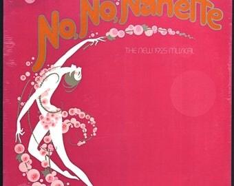 No, No, Nanette (1971) [SEALED] Vinyl LP  Broadway Soundtrack, Ruby Keeler