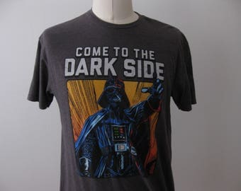 Star Wars t-shirt shirt Starwars Darth Vader Adult Mens XL