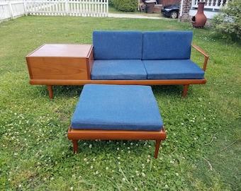 Reserved 1964 Anton Dam Danish Modern Sofa