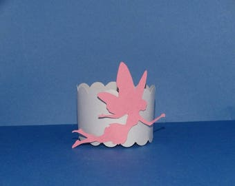 Napkin ring little fairy magic