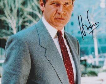 Harrison Ford Original Vintage Hand Signed 8X10 Autographed Photo