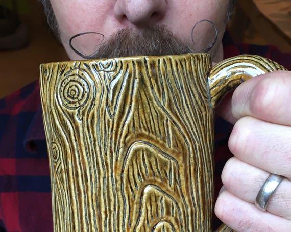 Morning Wood Mug for the Lumber-sexual