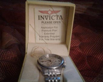 Invicta Mens Watch/Model #0366
