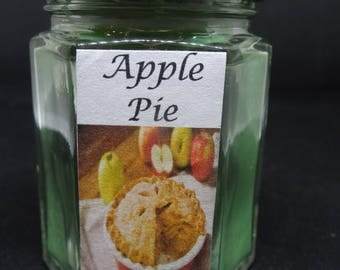 Apple Pie ~ Soy Wax Candle