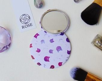 Pocket Mirror - Alice in Wonderland