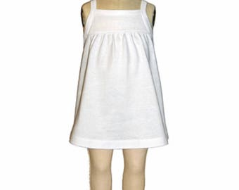 Tie dye baby dress !