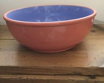 Vintage Lindt-Stymeist large serving bowl