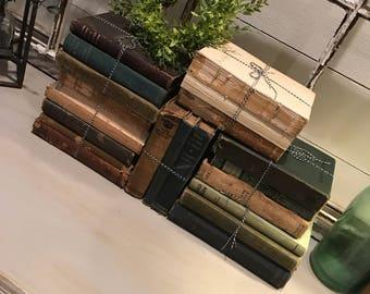 Vintage Book Bundles
