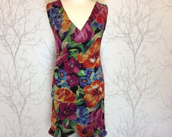 Women's tunic' in thick and soft jersey, size s/m