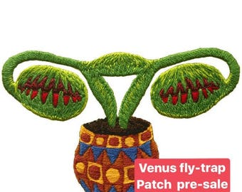 Venus Fly Trap patch
