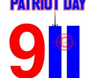 Patriot Day Svg, 911 Svg, Twin Towers Svg, New York Svg, Dxf