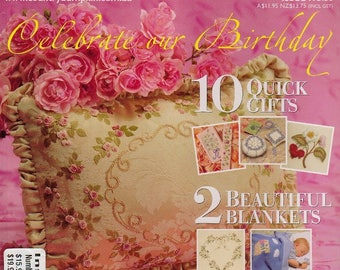 Inspirations No. 50 2006 - PDF ebook - Embroidery ebook - Instant Download Digital Book/Magazine - PDF file
