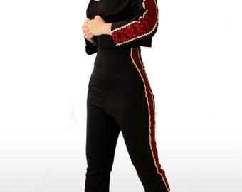 Bullfighter jacket   Etsy
