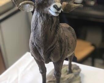 1986 Boehm Big Horn Sheep No.52