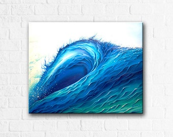 Abyss - Original Oil Painting