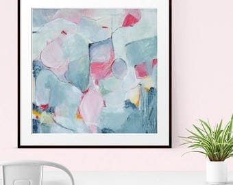 Modern Abstract Art, Abstract Art Print , Abstract Giclee Print , Abstract Expressionist Art, fine Art Print, Wall Decor