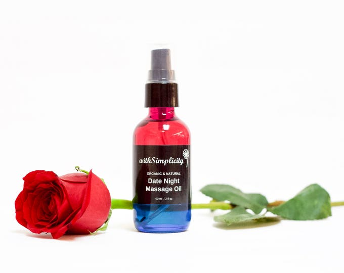 Date Night Massage Oil