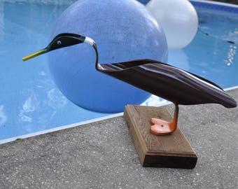PVC Pipe Bird Duck Mallard