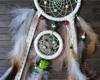 DreamCatcher / dream catcher green #04