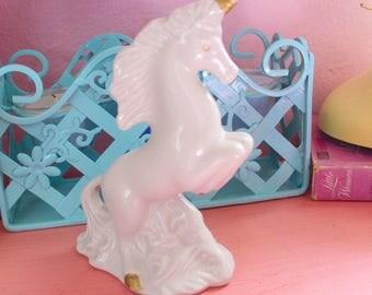 Vintage Unicorn Statue