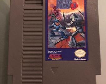 Mega Man 3 Nes Capcom Nintendo 1990
