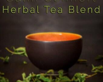 Calm Comfort | Herbal Tea 1 Oz
