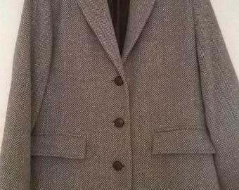 Vintage Ladies Tweed Jacket