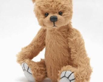 Bastian bear ooak artist bear
