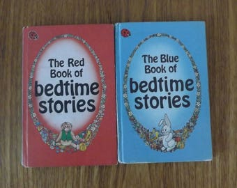 Ladybird Red and Blue Books of Bedtime Stories Hardback