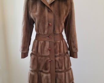 Vintage Dumas cashmere coat vintage Dumas Exclusive vintage