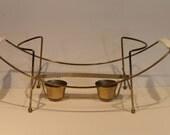 Vintage Pyrex Warming Bra...