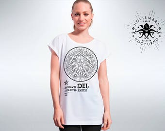 Sigillum Dei Aemeth~ Women T-shirt ~ White