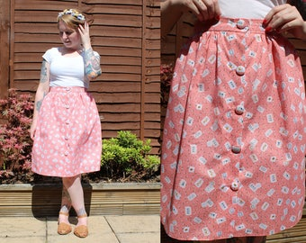 Kay Skirt - 1940's Reproduction Skirt