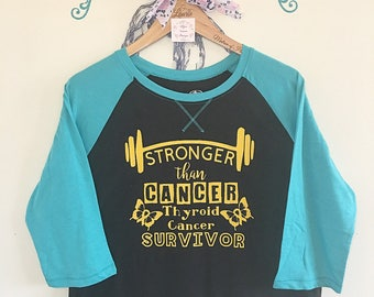 Cancer Survivor Shirt Baseball Tee Awareness gift friend daughter mom mama custom with saying clothes unique mother's day women fighter